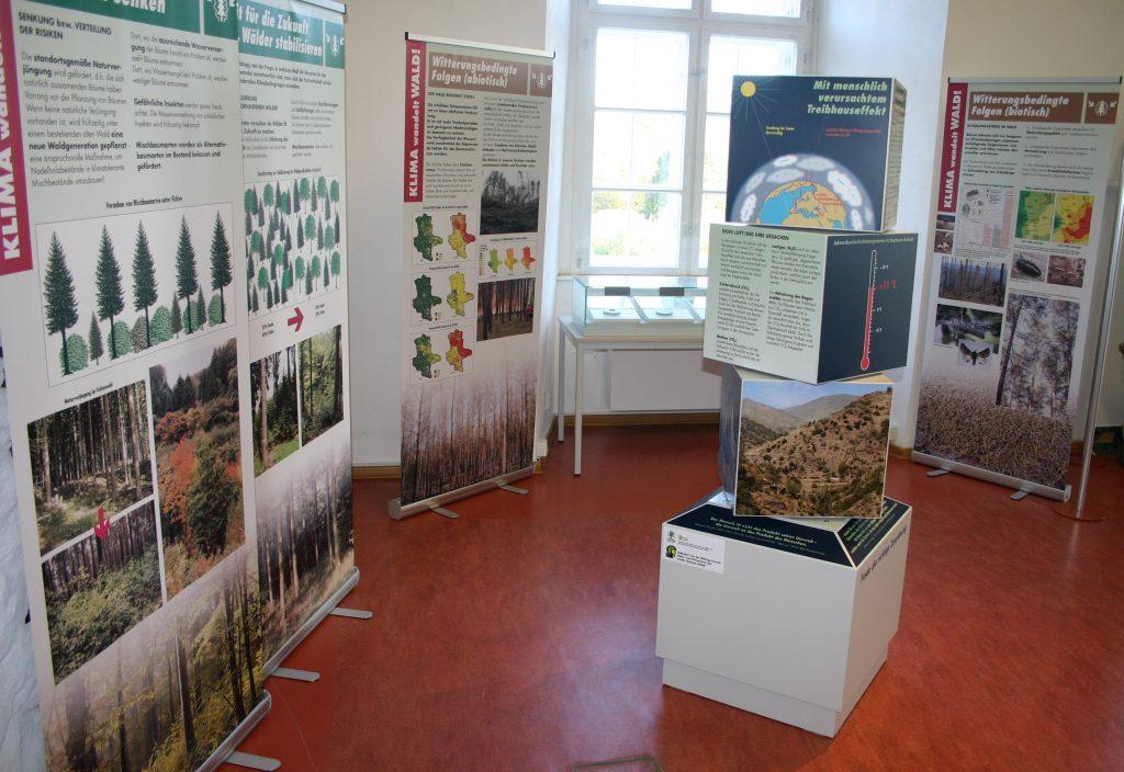 Bild der Klimaausstellung